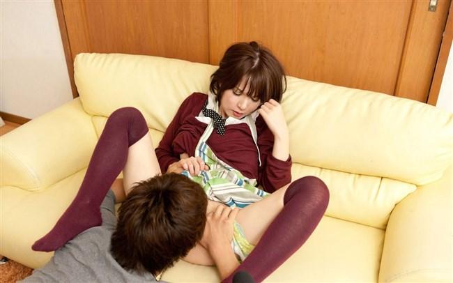 クリトリスや膣口を舌で愛撫されうっとり感じてるお姉さん可愛すぎwww0010shikogin