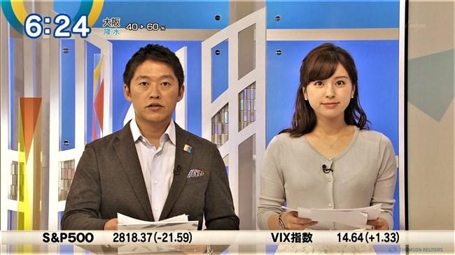 角谷暁子~ニュースモーニングサテライトでいつになくオッパイの膨らみが凄かった!0007shikogin