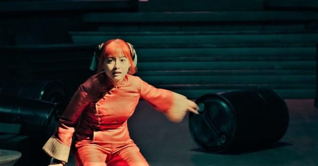 橋本環奈~銀魂チャイナドレス姿のムッチリボディーで巨乳な姿がエロくて興奮!0012shikogin