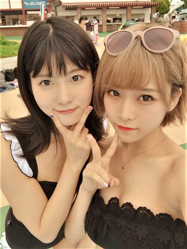 市川愛美[AKB48]~SNSで超エロい水着姿をたっぷり披露!エロボディー過ぎてAVアイドルみたい!0013shikogin