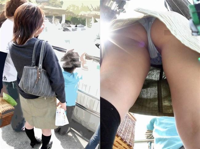 ポロチラ連発する無防備な子連れママがえちえち過ぎて股間に響くwwww0009shikogin