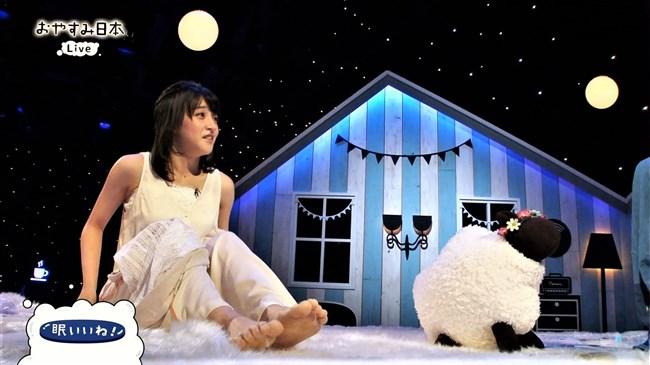 赤木野々花~おやすみ日本でパジャマ姿を披露!ヒップにパン線もクッキリと出してたぞ!0006shikogin
