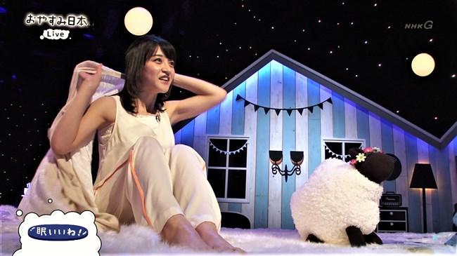 赤木野々花~おやすみ日本でパジャマ姿を披露!ヒップにパン線もクッキリと出してたぞ!0008shikogin