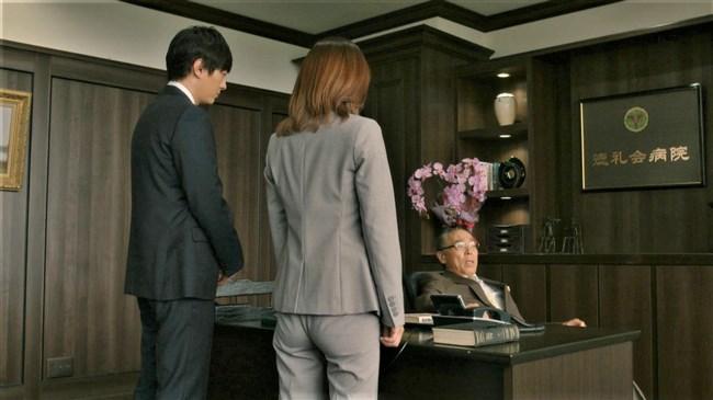 倉科カナ~刑事七人でのパンツに食い込んだヒップが極エロ!オッパイの膨らみも凄い!0007shikogin