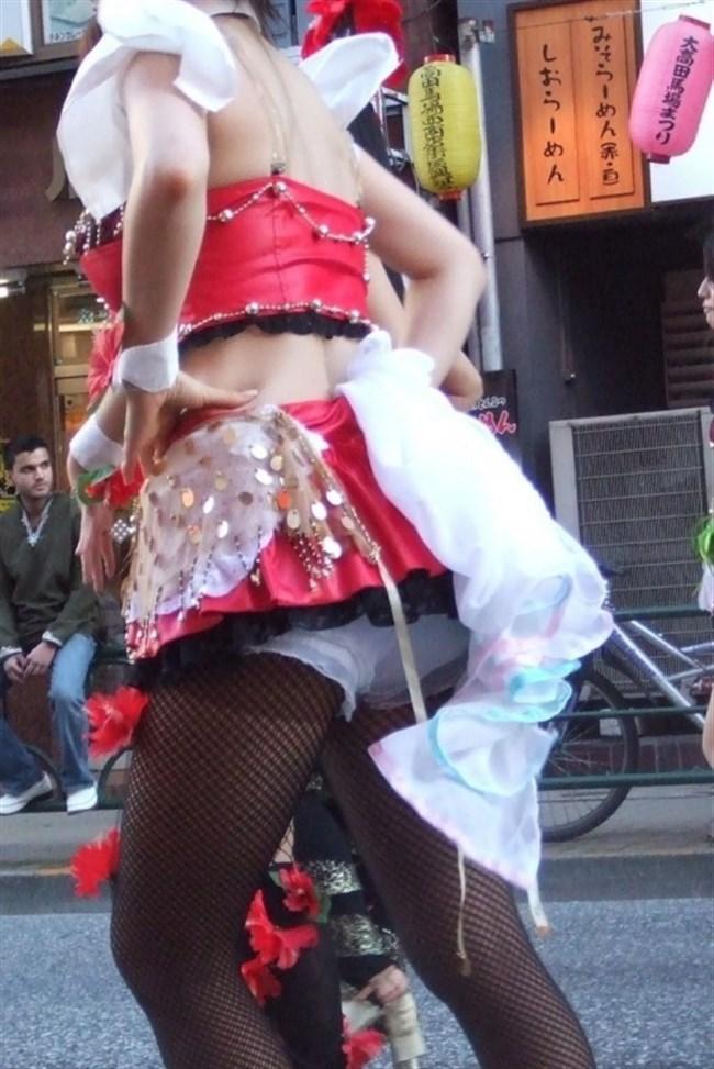 祭りやイベントで下着姿やおっぱいを晒す素人女性wwwwww0003shikogin