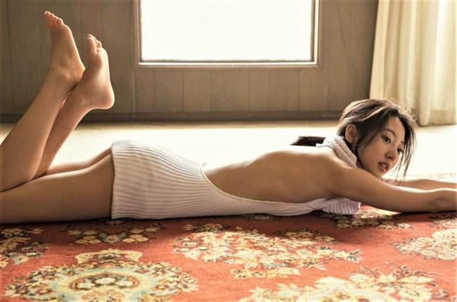 武田玲奈~FRIDAYの水着グラビアはスレンダーボディーに豊乳が素晴らしい!0005shikogin