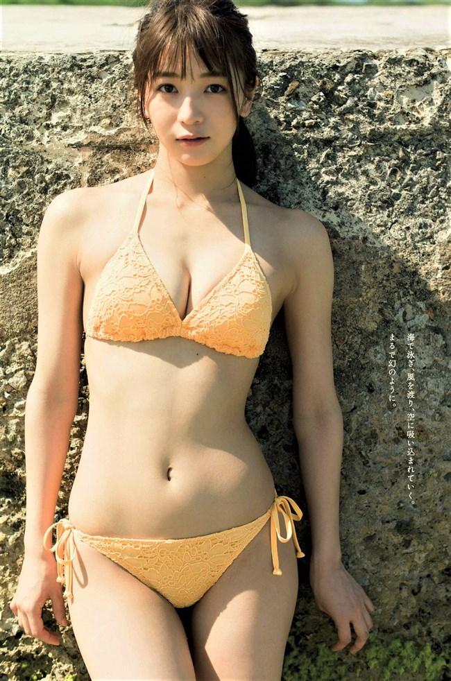 傳谷英里香[ベイビーレイズJAPAN]~週プレの水着グラビアが露出度高めでエロ美し過ぎる!0010shikogin