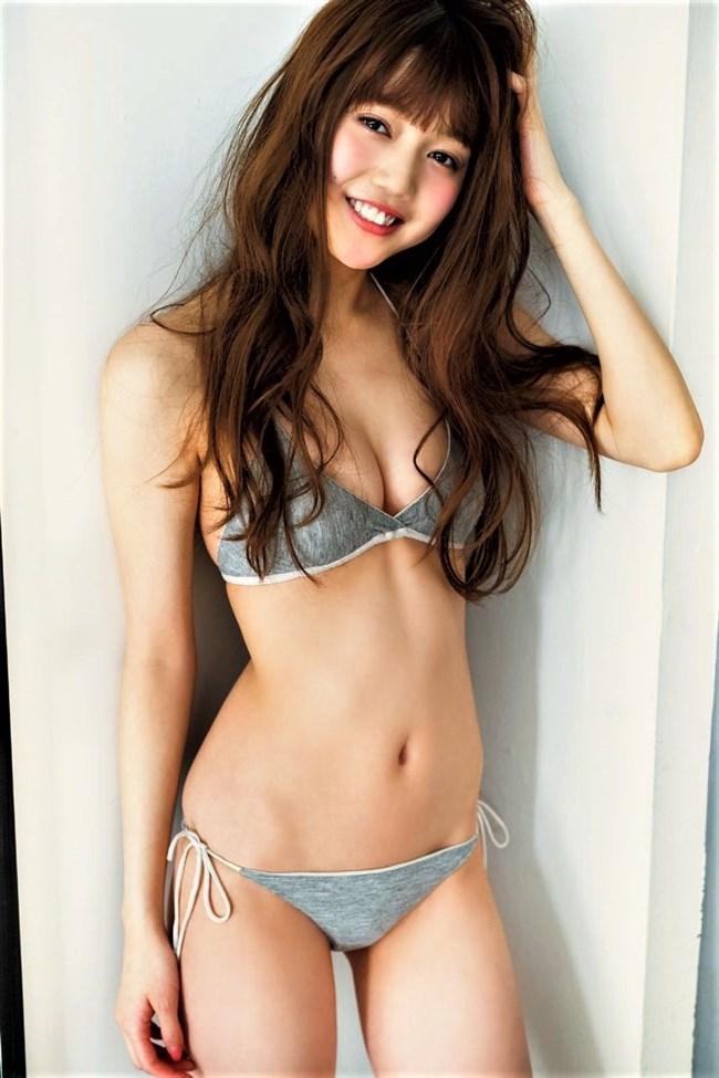 松川菜々花~めざましテレビで新作水着紹介でのモデル姿がエロ過ぎて興奮した!0012shikogin