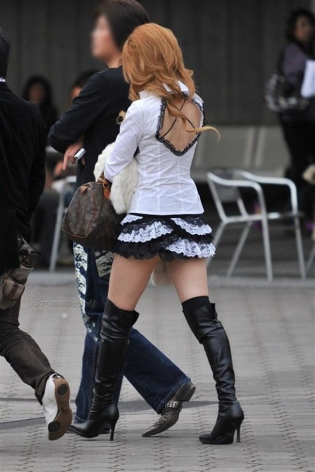 無差別に男性の股間を熱くさせる露出度の高い洋服を着る女wwww0018shikogin
