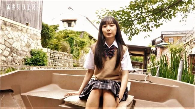 高岡凜花~エロ美しい白水着のグラビアと美少女クエストの色っぽく可愛い容姿!0009shikogin