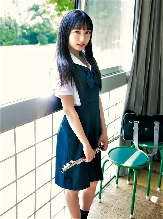 高岡凜花~エロ美しい白水着のグラビアと美少女クエストの色っぽく可愛い容姿!0010shikogin