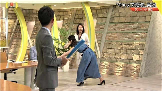 森川夕貴~報道ステーションでのノースリーブ胸の膨らみは女子アナ界で最強!0004shikogin