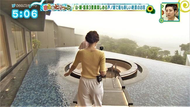 小野澤玲奈~静岡第一テレビの美人アナは意外と巨乳!お風呂バスタオル巻き姿も公開!0014shikogin
