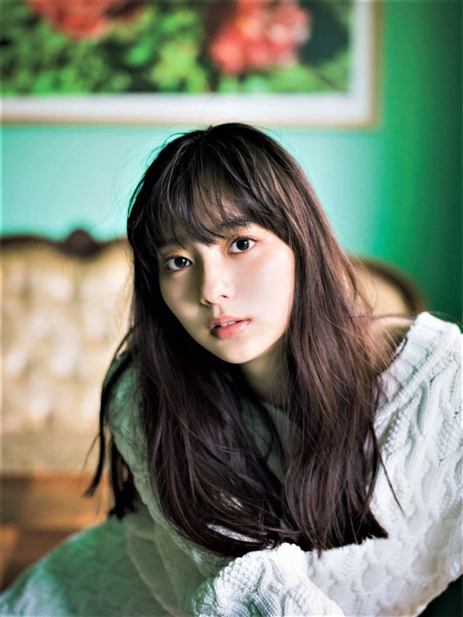 新川優愛~FLASHのグラビアは白ビキニ姿を含む究極の美しさ!こんな美人いないぞ!0004shikogin