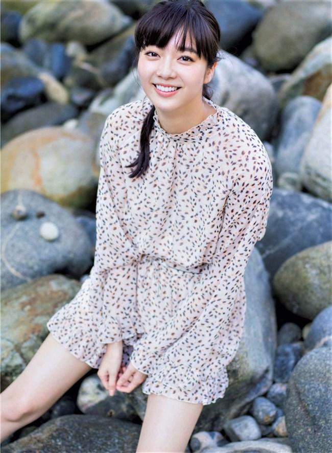 新川優愛~FLASHのグラビアは白ビキニ姿を含む究極の美しさ!こんな美人いないぞ!0005shikogin