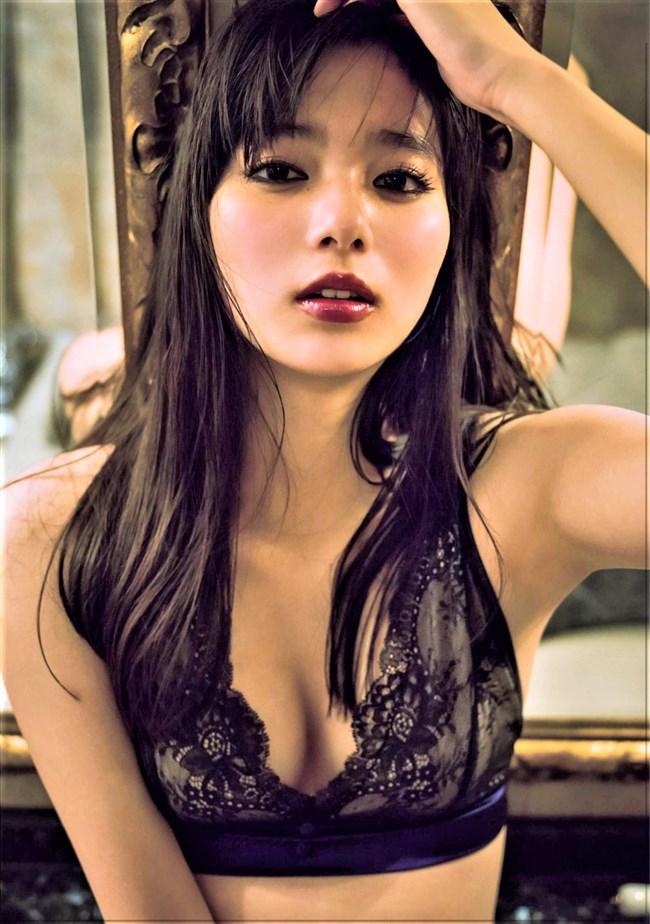 新川優愛~FLASHのグラビアは白ビキニ姿を含む究極の美しさ!こんな美人いないぞ!0009shikogin