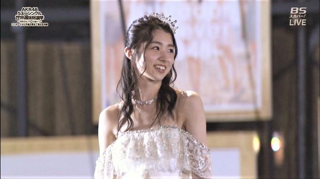 岩立沙穂[AKB48]~総選挙での露出度の高い衣装にドキリ!水着姿もナイスバディーで推しメン!0003shikogin