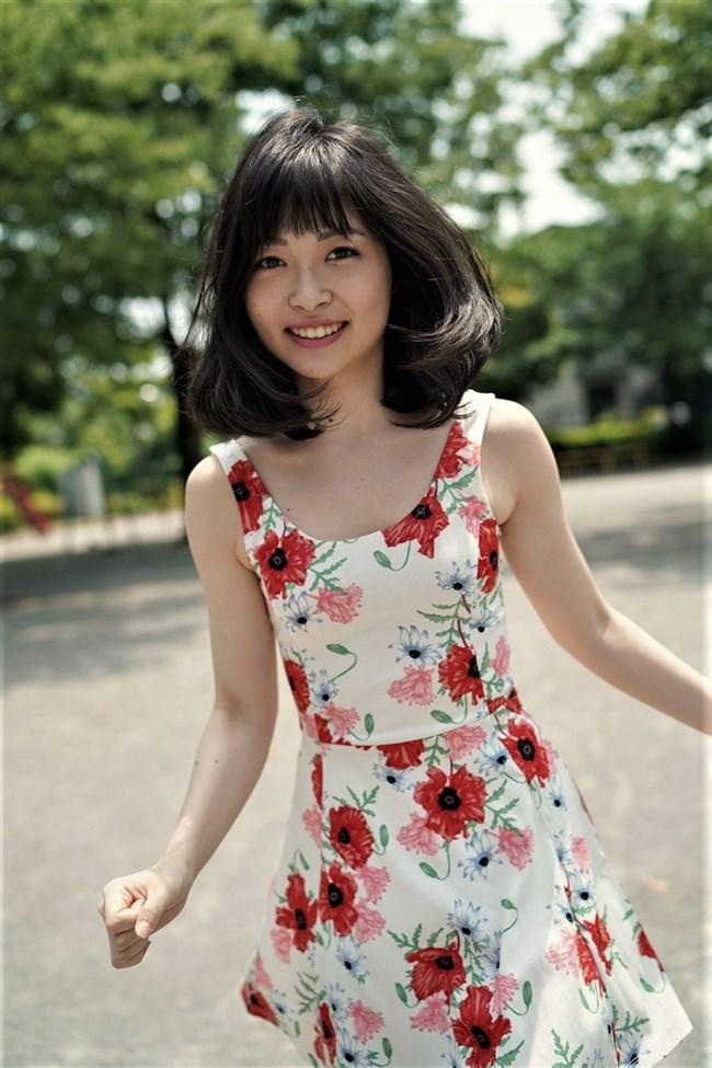吉岡茉祐~超可愛いアイドル声優が週プレの最新グラビアでついに水着姿を見せた!0009shikogin