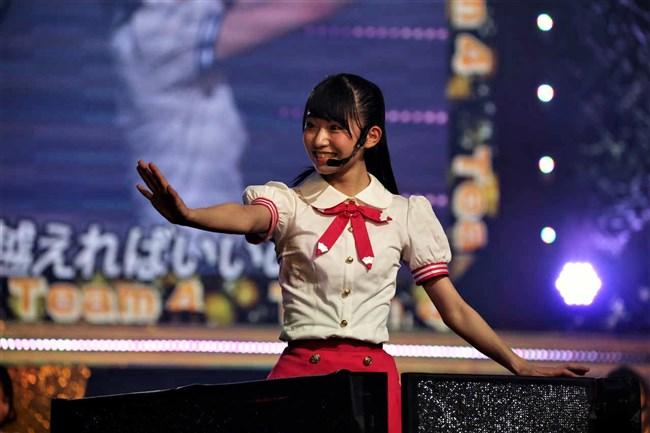 山内瑞葵[AKB48]~美脚を出したグラビアがエロ可愛くて超ドキドキ!次世代センター候補!0003shikogin