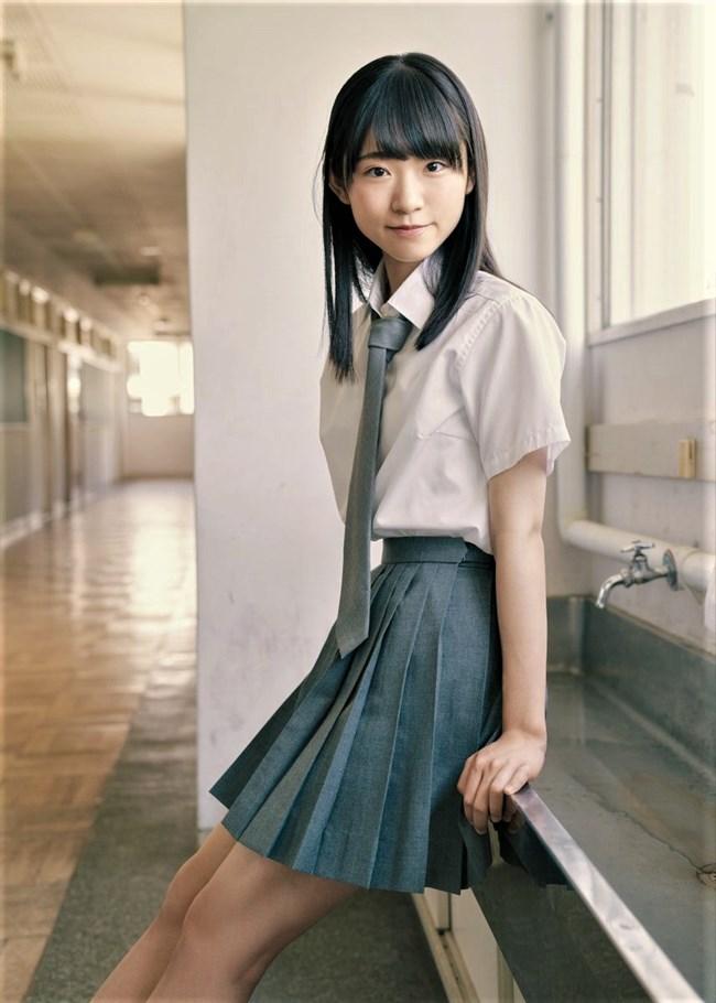 山内瑞葵[AKB48]~美脚を出したグラビアがエロ可愛くて超ドキドキ!次世代センター候補!0005shikogin