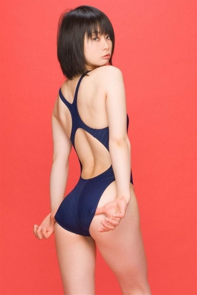 乳首ポチやモリマンの曲線がヤラシイ競泳水着女子の魅力wwww0018shikogin