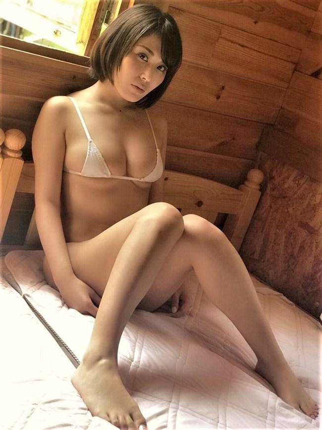金子智美~週プレグラビアスペシャルの極小水着姿が肉に食い込んでてエロ過ぎ噴射!0003shikogin