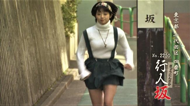 幸野ゆりあ~全力坂でのユサユサ揺れる巨乳な走りに超興奮!美少女だが実は〇歳!0011shikogin
