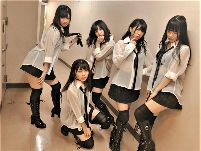 大西桃香[AKB48]~スカート内を覗き込むエロい姿とショーパンでのモロに見えた半ケツが極エロ!0002shikogin