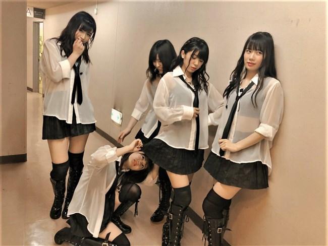 大西桃香[AKB48]~スカート内を覗き込むエロい姿とショーパンでのモロに見えた半ケツが極エロ!0003shikogin