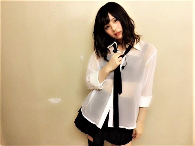 大西桃香[AKB48]~スカート内を覗き込むエロい姿とショーパンでのモロに見えた半ケツが極エロ!0006shikogin