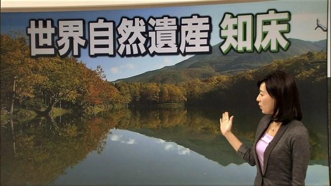 小郷知子~美しきNHK女子アナの希少な胸の谷間とノースリーブわき全開な姿は最高!0003shikogin