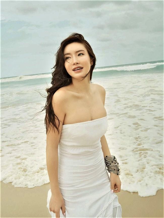 アン・シネ~FRIDAY水着グラビア! 日本での写真集発売の反響は韓国ではどう?0005shikogin