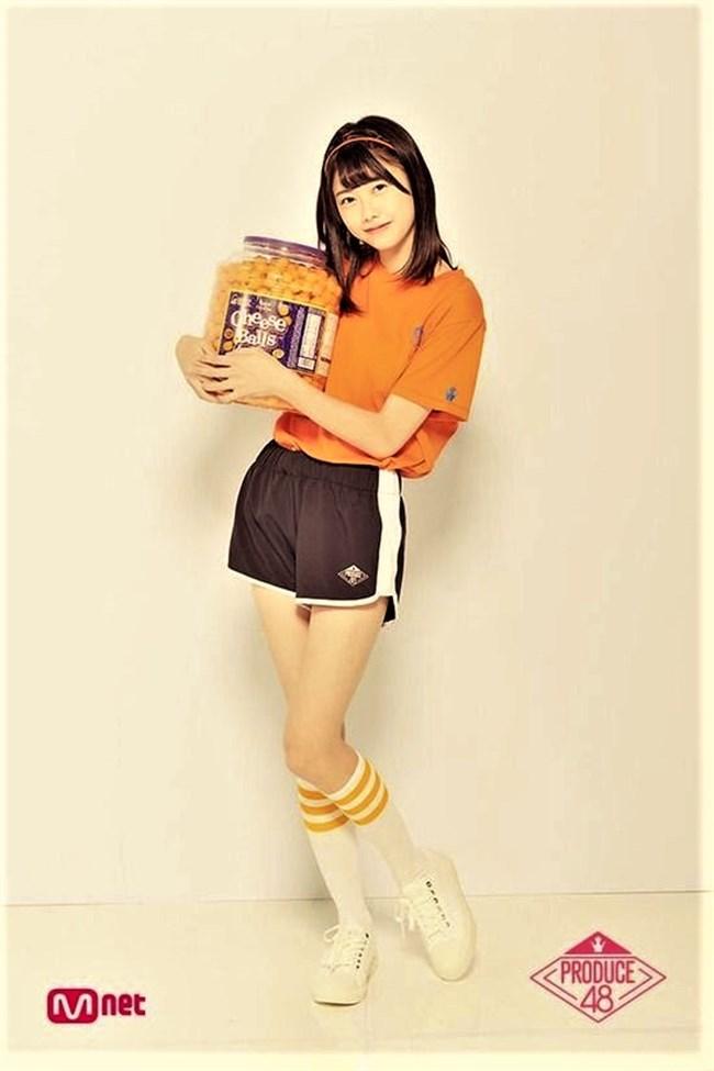 千葉恵里[AKB48]~将来のAKBグループを担う超美少女!短パンからマンマンが見えそうだ!0002shikogin
