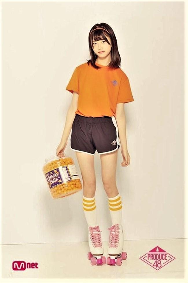 千葉恵里[AKB48]~将来のAKBグループを担う超美少女!短パンからマンマンが見えそうだ!0006shikogin