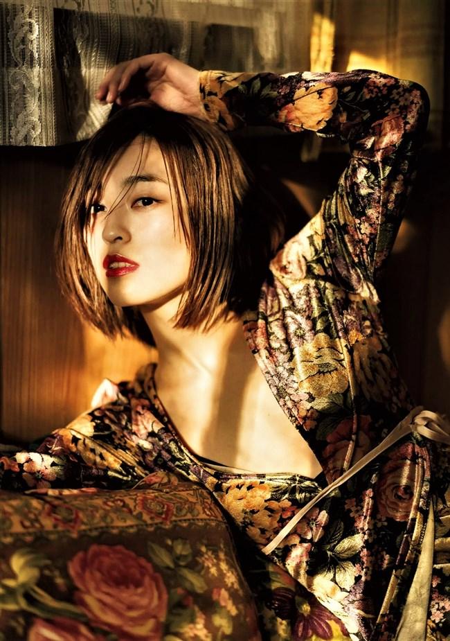 滝裕可里~女優とモデルで活躍する美レディーの週プレ水着グラビアが超エロい!0008shikogin