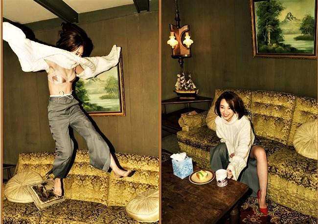 滝裕可里~女優とモデルで活躍する美レディーの週プレ水着グラビアが超エロい!0005shikogin