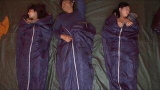 野外にて、スレンダーな巨乳の人妻の、不倫寝取られ無料エロ動画。【人妻動画】