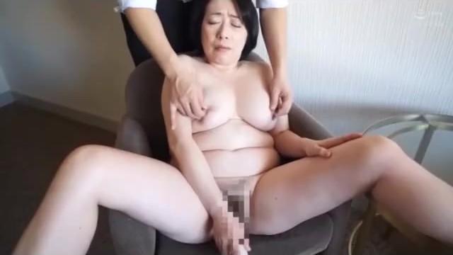 【熟女sex】五十路の熟女の、sex面接がエロい!!
