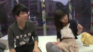 マジックミラー号にて、スレンダーな女子大生素人の、SMエロ動画!【女子大生、素人動画】
