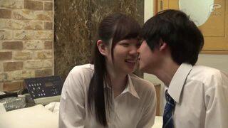 【エロ動画】スケベでエロい巨乳のOL、斉藤みゆのゴックンフェラ中出しプレイがエロい!