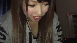 S級激カワなテニスサークルで巨乳の美少女ギャル、愛瀬美希のフェラ抜きパイズリsexエロ動画!【口内射精動画】