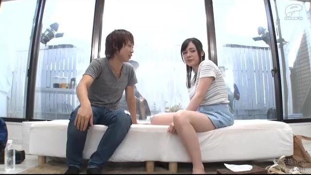 【童貞】巨乳の、吉川あいみの筆おろしモニタリング中出し無料動画。【近親相姦動画】