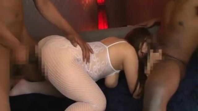 【巨根】淫乱なぽっちゃりで爆乳の、白石茉莉奈のフェラ無料動画。【白石茉莉奈動画】