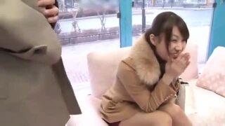 【童貞】マジックミラー号にて、巨乳のお姉さんの、筆おろし中出し無料動画。【お姉さん動画】