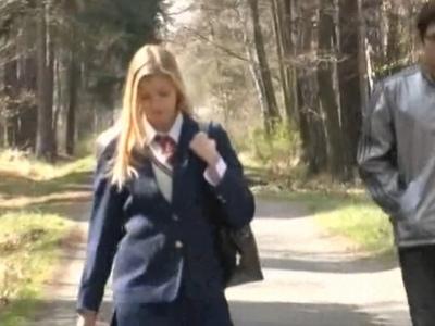 ブロンドのJK女子校生の、レイプ無料エロ動画。【JK、女子校生動画】