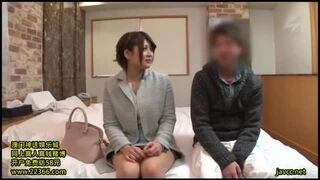 【エロ動画】巨乳のJD美女の、中出しモニタリングプレイエロ動画!!まさにパーフェクト!
