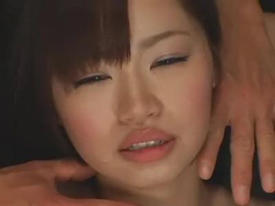 【村西まりな飲尿】巨乳の美少女の、村西まりなの飲尿騎乗位顔射プレイがエロい。