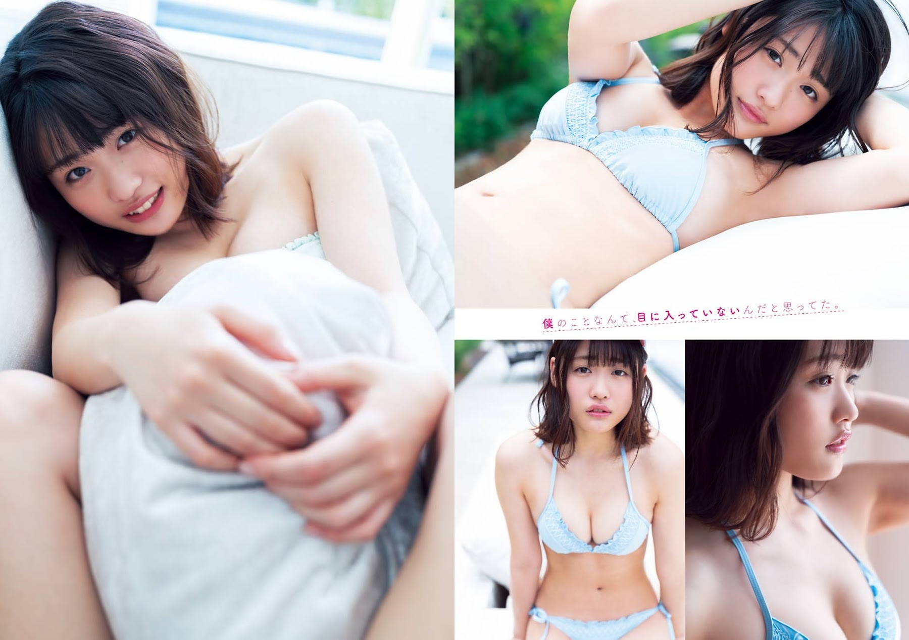 Momoka Ishida dominates the gravure industry with her versatile and beautiful body005