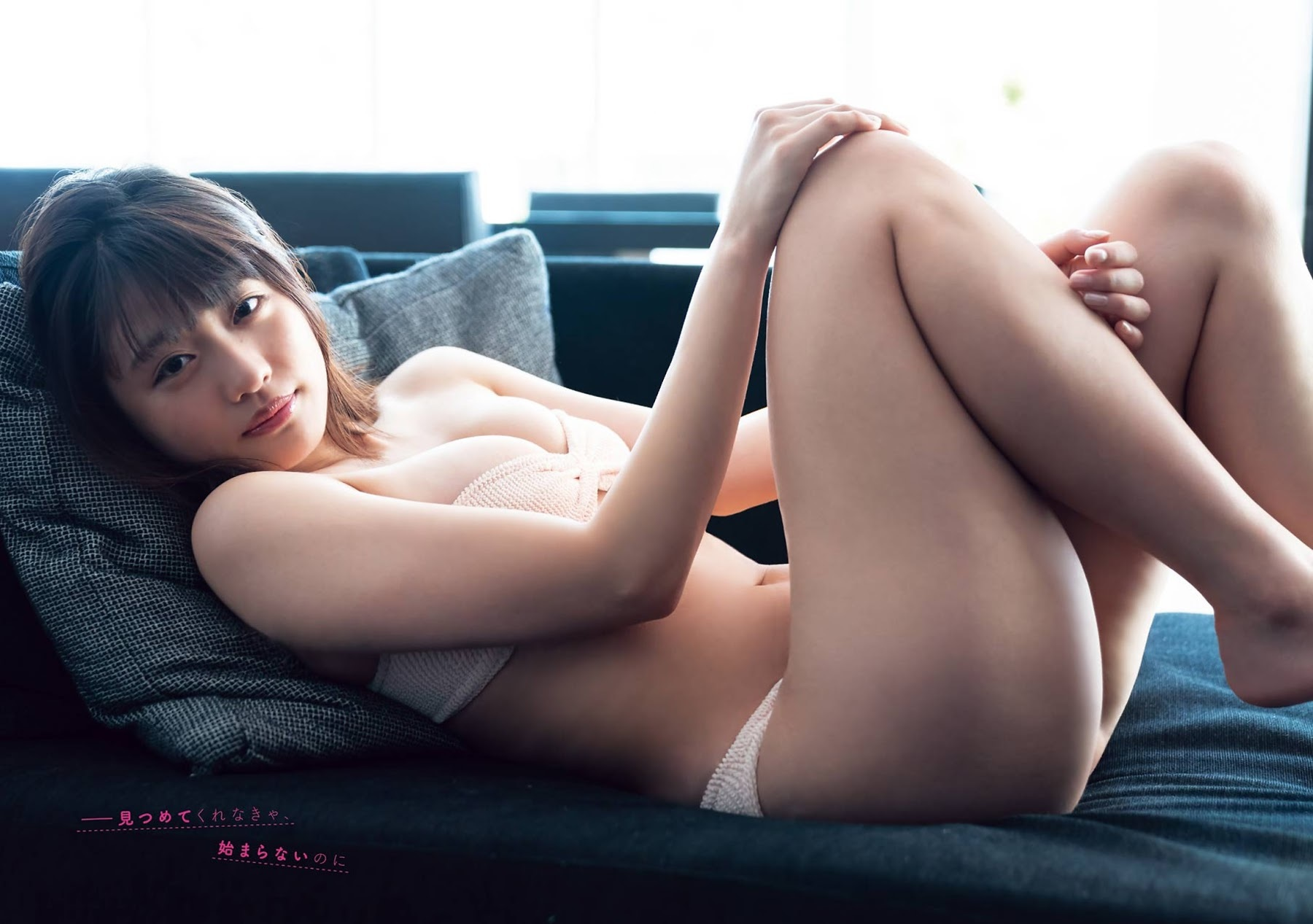 Momoka Ishida dominates the gravure industry with her versatile and beautiful body007