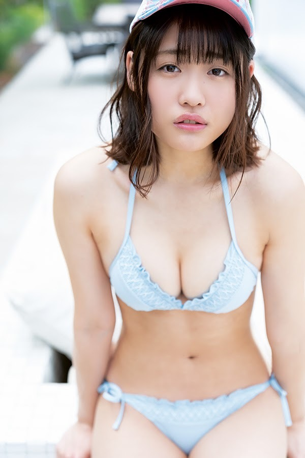 Momoka Ishida dominates the gravure industry with her versatile and beautiful body017